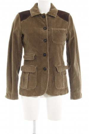 Gant Übergangsjacke khaki-dunkelbraun Casual-Look