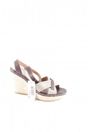 Gant Wedges Sandaletten mehrfarbig Street-Fashion-Look