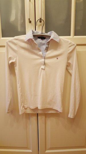 Gant weißes Rugby Shirt