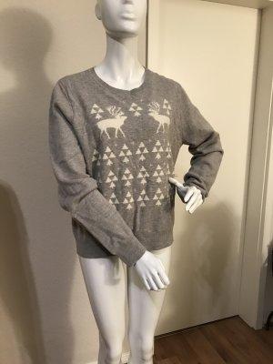 Gant Winterpullover Weihnachtspullover 40 Pullover