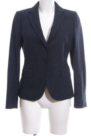 Gant Woll-Blazer blau Business-Look