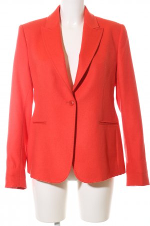 Gant Woll-Blazer rot Business-Look