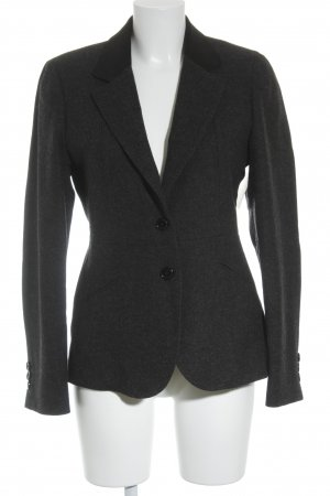 Gant Woll-Blazer schwarz-anthrazit Business-Look