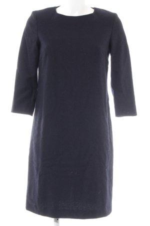 Gant Wollkleid dunkelblau Elegant
