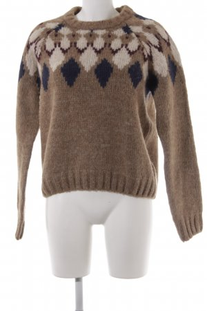 Gant Wollpullover mehrfarbig Casual-Look