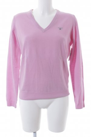 Gant Wollpullover rosa Casual-Look