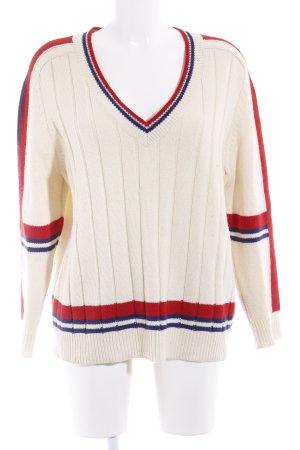 Gant Jersey de lana estampado a rayas look casual