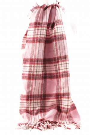 Gant Woolen Scarf check pattern casual look