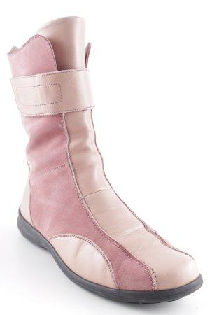 Ganter Jackboots pink-pink casual look