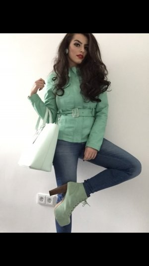 ganz neu jeffrey campbell ankle boots in mint