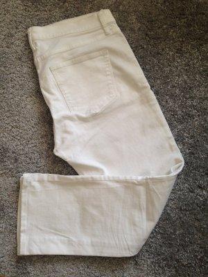 Gap 7/8-jeans wit
