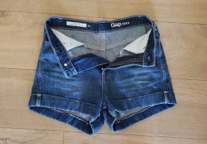 Gap 1969 super high rise denim shorts hotpants