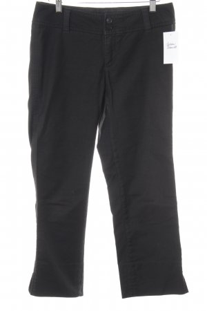 Gap 3/4-Hose schwarz Casual-Look