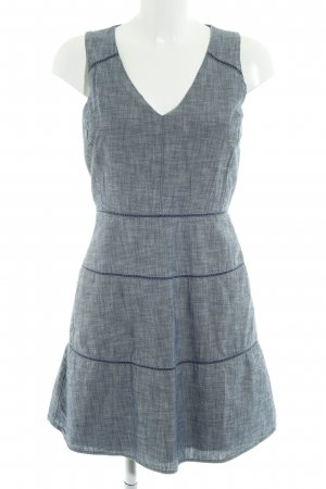 Gap A-Linien Kleid graublau Casual-Look