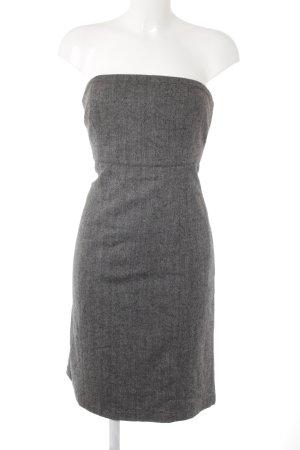 Gap Robe bandeau noir-blanc motif à chevrons élégant