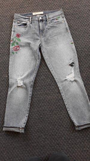 GAP Best Girlfriend Jeans Size27 mit Stickereien