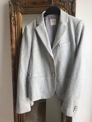 Gap Jersey Blazer gris claro-gris