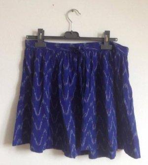 GAP Blue Cotton Skirt