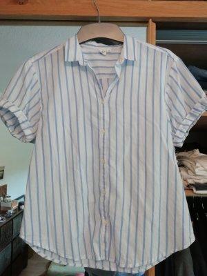 GAP Bluse Streifen Hemd Hemdbluse