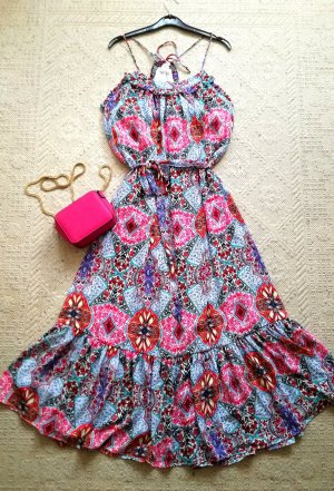 GAP boho hippie Maxikleid 40 L