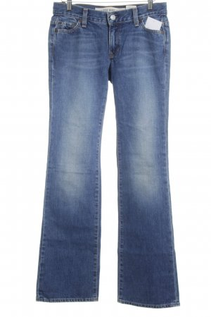 Gap Boot Cut Jeans blau-kornblumenblau Casual-Look