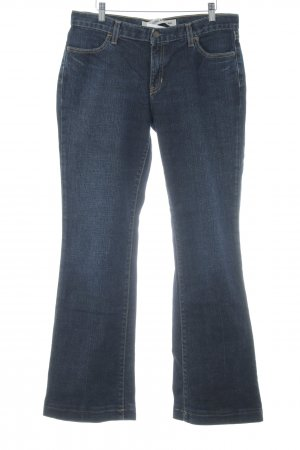 Gap Boot Cut Jeans dunkelblau Casual-Look