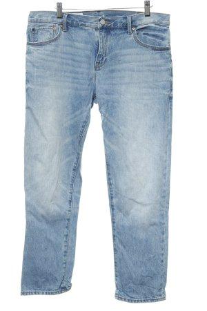 Gap Boyfriend jeans lichtblauw boyfriend stijl