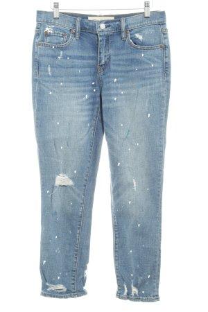 Gap Boyfriend jeans korenblauw-azuur stedelijke stijl