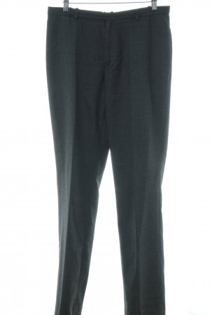 Gap Bundfaltenhose anthrazit meliert Business-Look