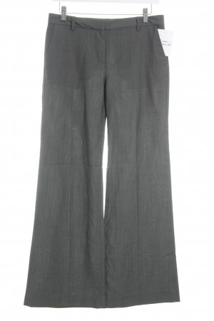 Gap Bundfaltenhose dunkelgrau-schwarz Business-Look