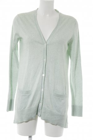 Gap Cardigan blassgrün meliert Casual-Look