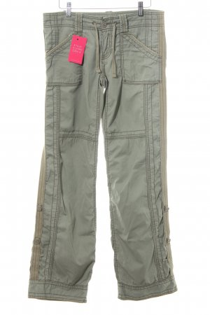 Gap Cargohose grüngrau Casual-Look