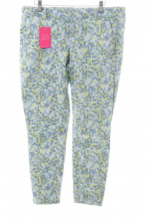 Gap Chinohose abstraktes Muster Casual-Look