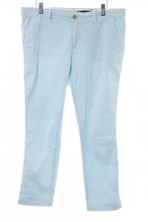 Gap Chinohose babyblau Casual-Look