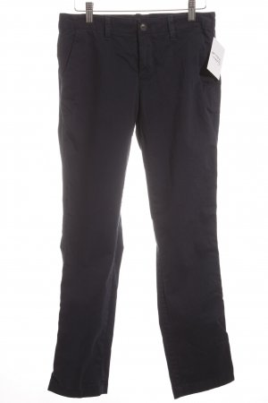 Gap Chinohose dunkelblau Business-Look