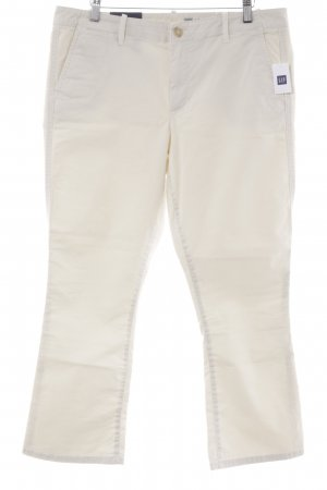 Gap Chinohose hellbeige Casual-Look