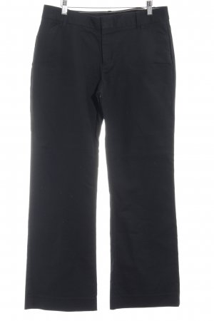 Gap Chinohose schwarz Business-Look