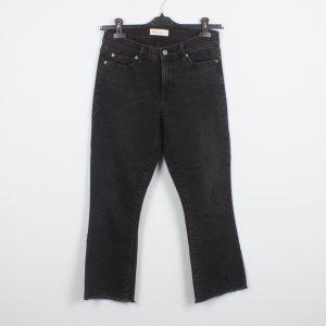 GAP Crop-Kick Jeans Gr. 27 schwarz (18/11/240)