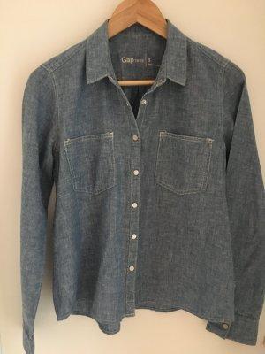 Gap Jeans blouse leigrijs