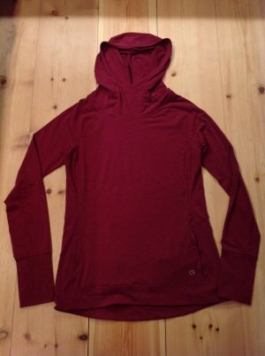 Gap Hooded Shirt carmine
