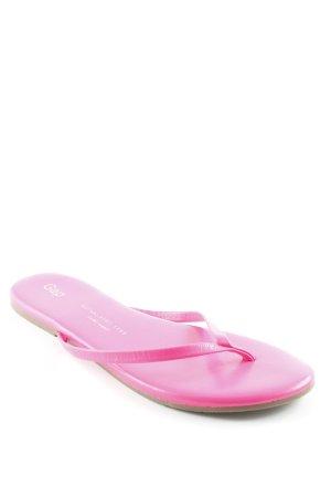 Gap Sandalo infradito magenta stile casual