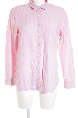 Gap Hemd-Bluse rosa Casual-Look