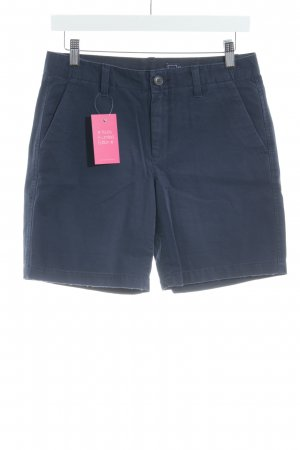 Gap High-Waist-Shorts dunkelblau Casual-Look