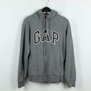 GAP Hoodie Sweatshirt Gr. S grau oversized (19/10/075)