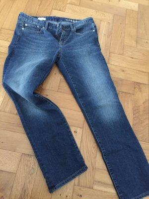 Gap Jeans, schöne Waschung, Gr. 29, gerades Bein