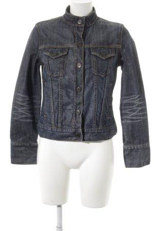 Gap Jeansjacke graublau Jeans-Optik