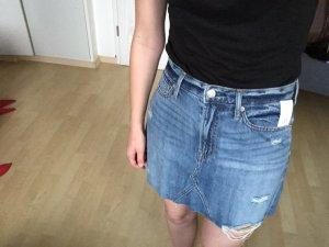 Gap Gonna di jeans blu