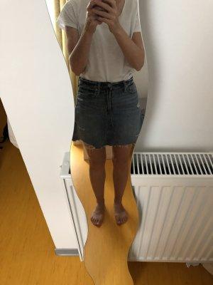 Gap Jupe en jeans bleu