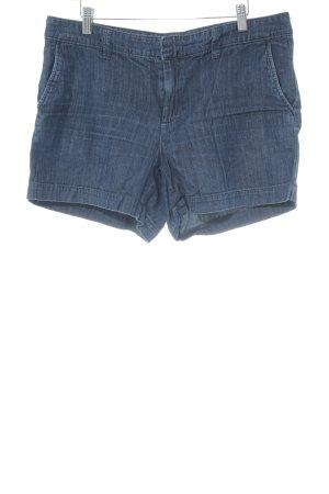 Gap Denim Shorts dark blue jeans look
