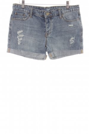 Gap Jeansshorts himmelblau Casual-Look